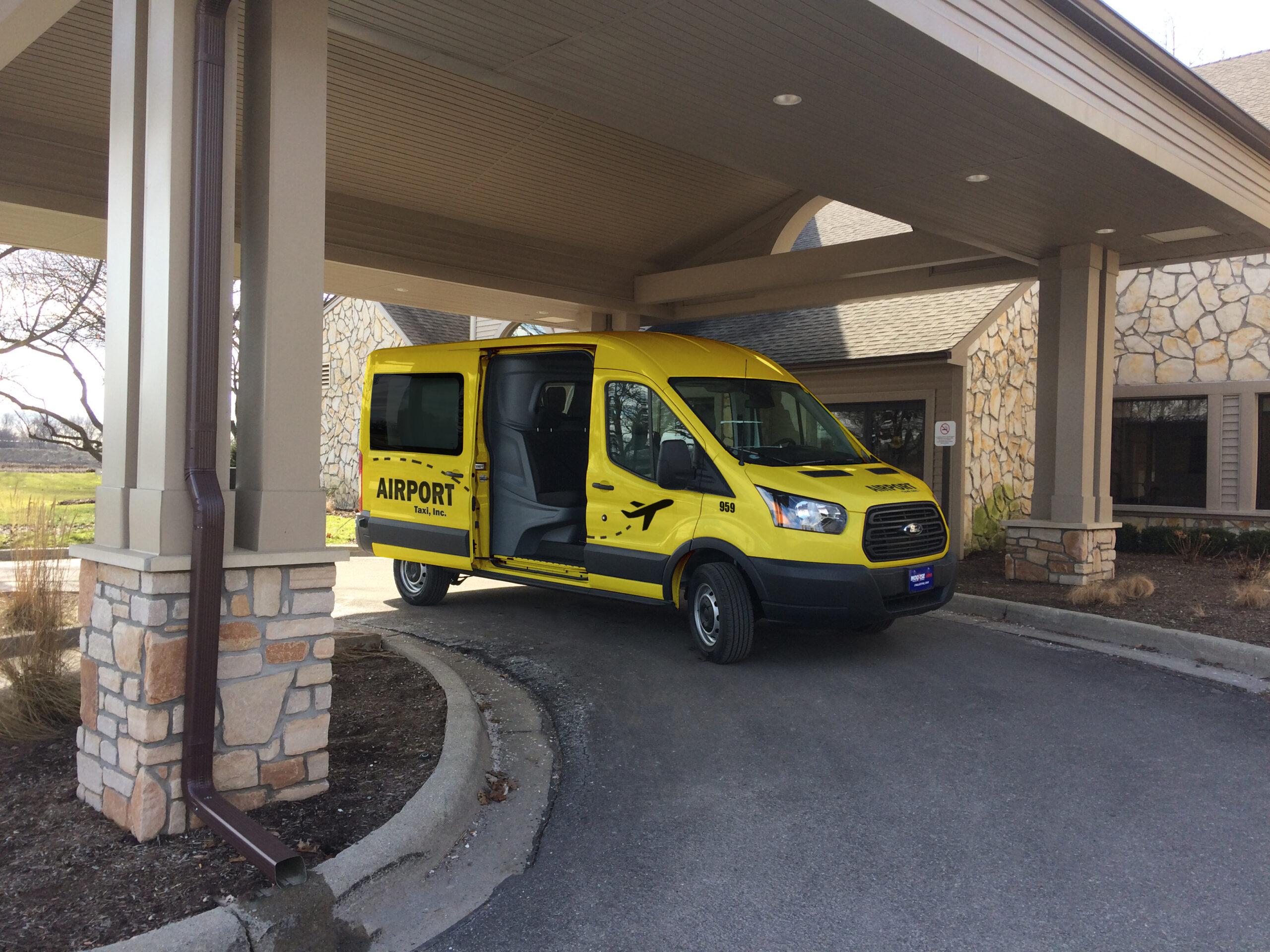 Ford Transit Crew Van kit by Snoeks Automotive