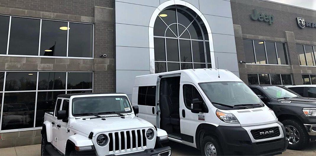 First RAM ProMaster Crew Van Sold at dealership