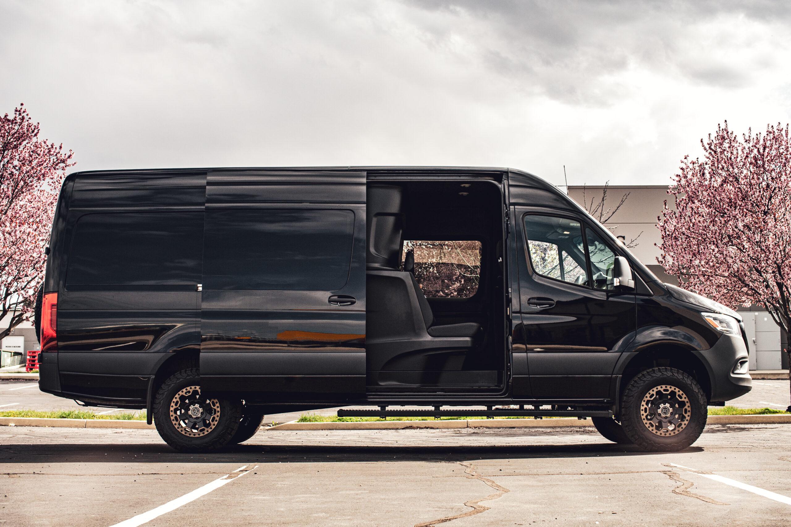 Crew Van solutions by Snoeks Automotive