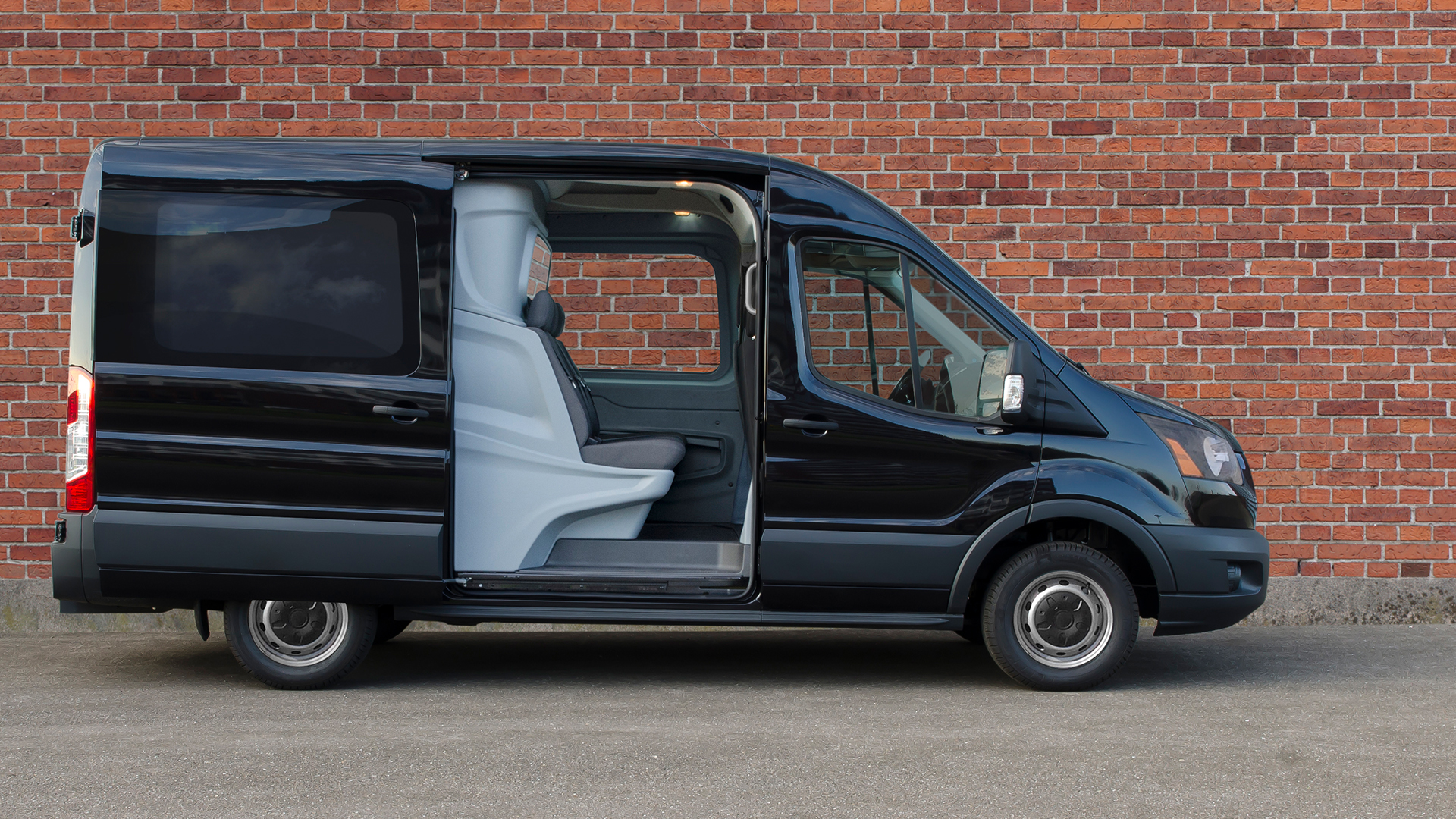 Ford Transit Crew Van by Snoeks Automotive