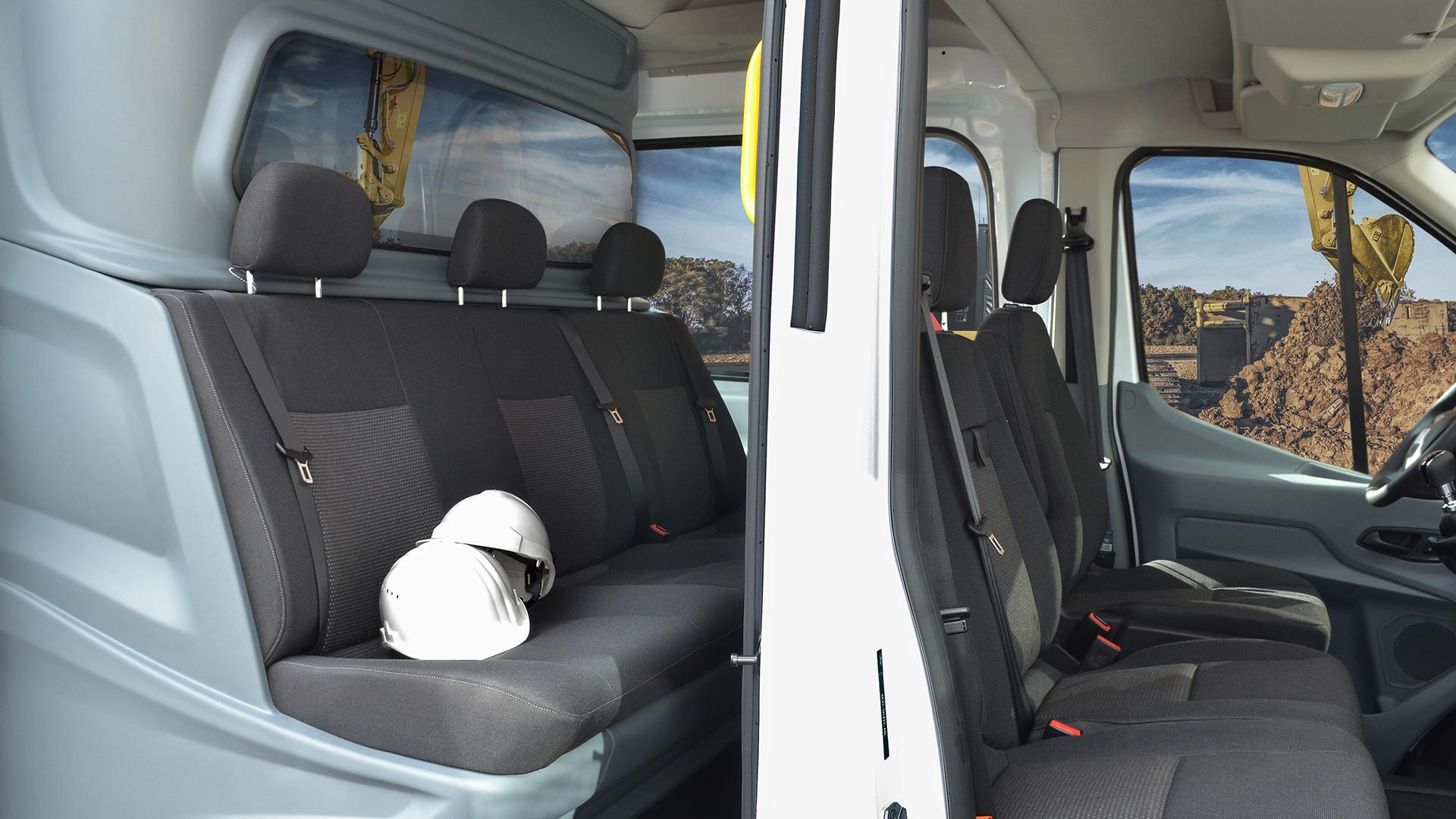 Ford Transit Crew Van conversion kit by Snoeks
