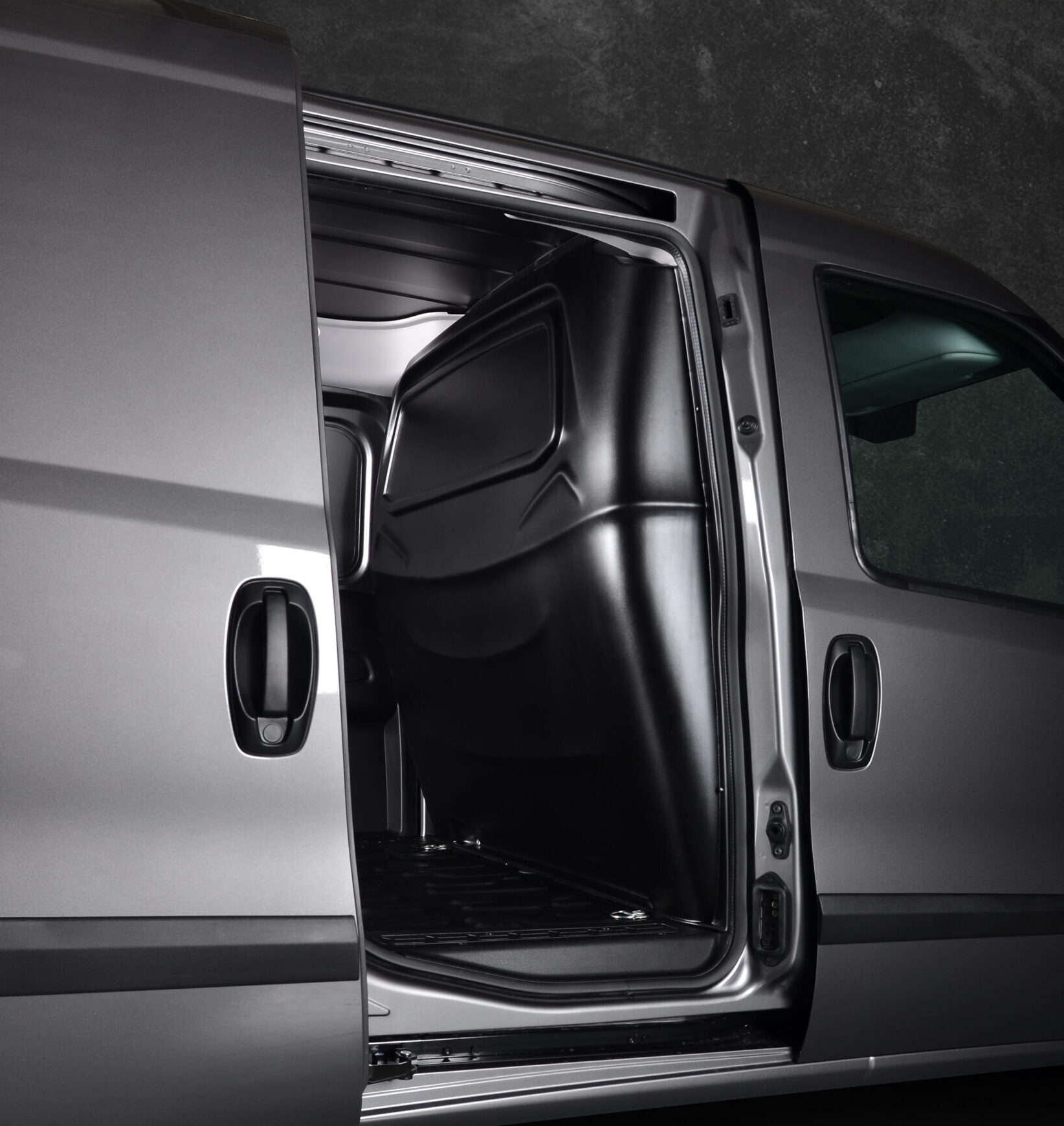 Ram Promaster City Safety Partition by Snoeks Automotive