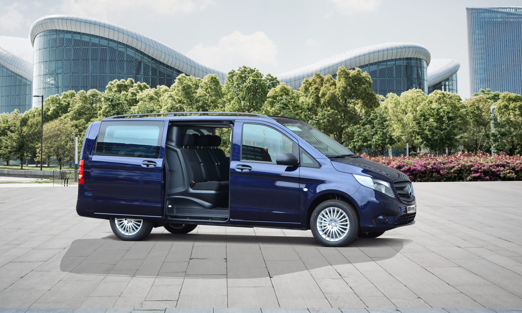 Mercedes-Benz Metris Crew Van by Snoeks Automotive
